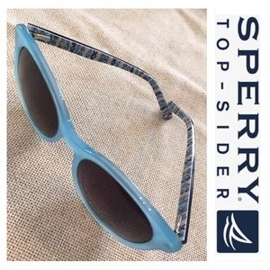 31c2ba66914 Sperry Accessories - Sperry Women s Blue Castine Polarized Sunglasses